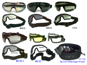 Goggle Style Sunglasses  taiwan sunglasses sport sunglasses poalrized sunglasses military