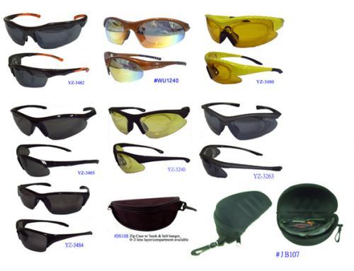 ebebed485b0 Bi-focal Sport Glass with interchangeable lens -